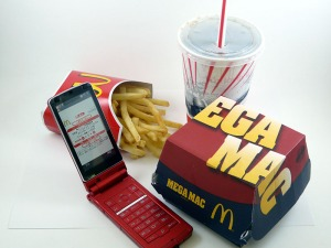 McDonald's Mobile Coupons